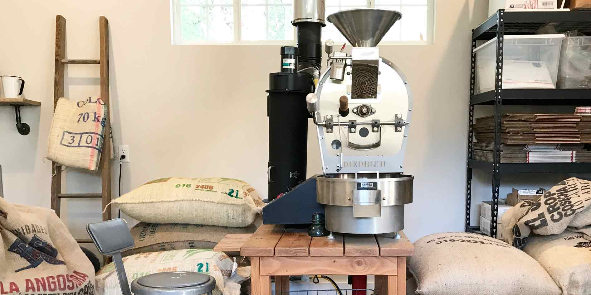 Quality American Made Coffee Roasters | Diedrich Roasters
